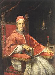 Portrait of Clement IX
