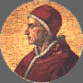 Mosaic of Gregory XII