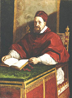 Portrait of Gregory XV