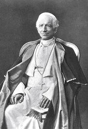 Photograph of Leo XIII