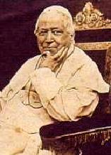 Photograph of Pius IX