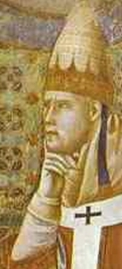 [painting of Pope Honorius]