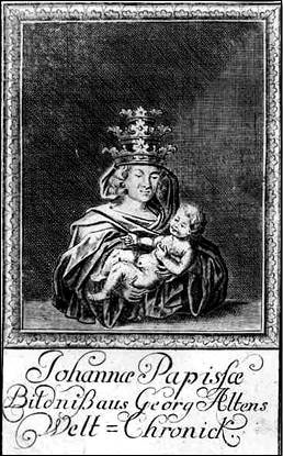 16th century drawing of John VIII